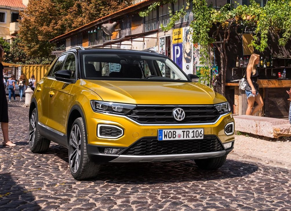 Auto tests izvērsts - Volkswagen T-Roc - What Car?