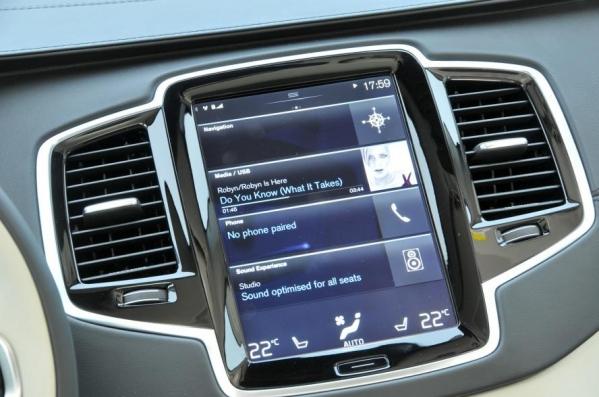 Auto tests izvērsts - Volvo XC90 - What Car?