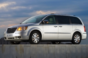 Chrysler Grand Voyager minivens