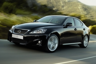 Lexus IS sedans