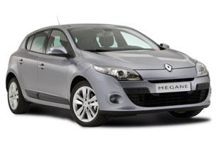 RenaultMégane hečbeks