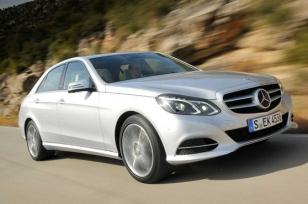 Mercedes-BenzE-Klase sedans