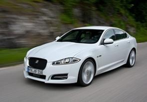 JaguarXF sedans