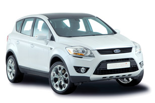 Ford Kuga krosovers