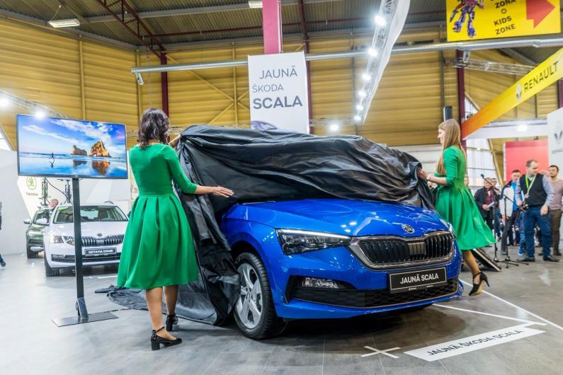 """Ar krāšņu šovu apmeklētājus septembrī sagaidīs """"Auto 2020"""" speciālizlaidums Ķīpsalā!"""