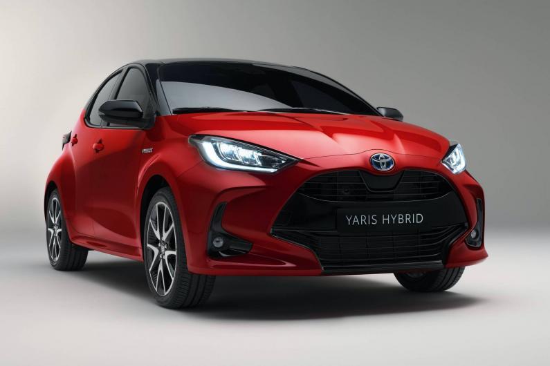 Toyota Yaris: jaunā modeļa pasaules pirmizrāde