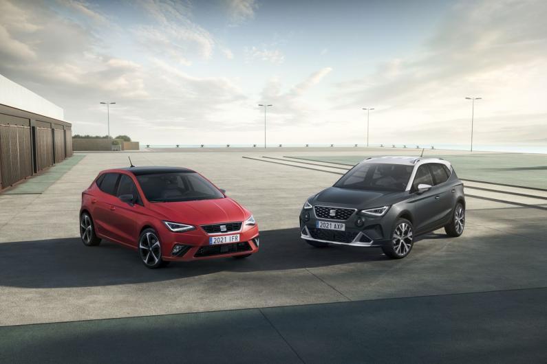 Seat Ibiza un Arona modeļi piedzīvojuši modernizāciju