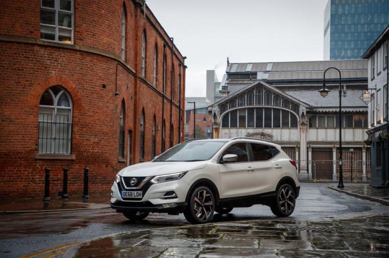 Nissan Qashqai 2019: joprojām aktuāls