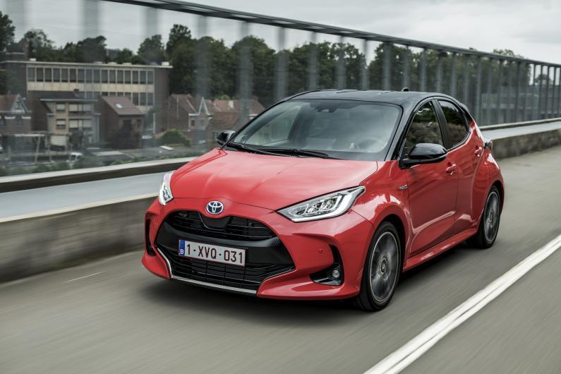 Latvijā ieradies jaunais Toyota Yaris