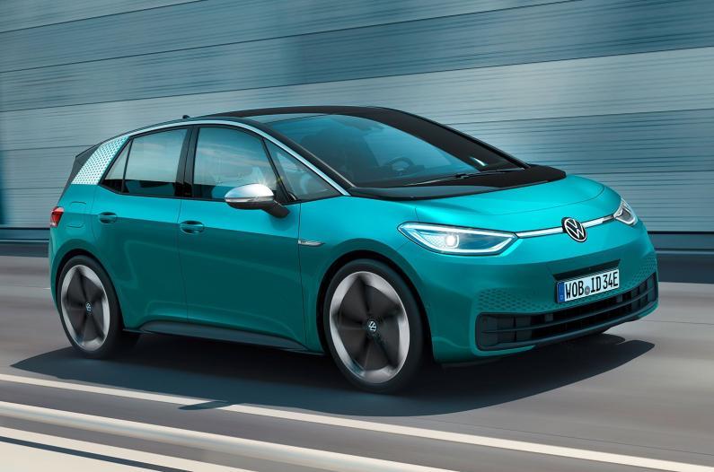 Kāda būs Volkswagen ID.3 elektroauto cena?