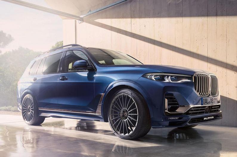 Alpina pārveido BMW X7 - 621 ZS un 4,2 sekundes līdz 100 km/h