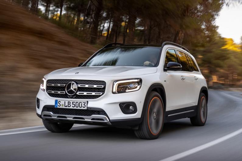 Latvijā ienāk jaunais Mercedes-Benz GLB