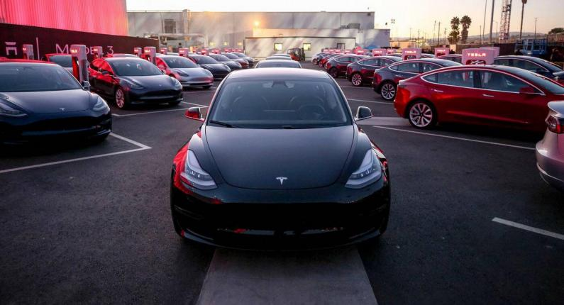 Tesla veiksme Norvēģijā kļūst par neveiksmi