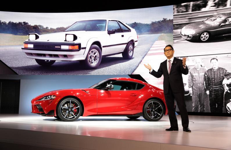 Toyota prezidents Akio Tojoda kļuvis par 2021. gada Pasaules gada auto personību