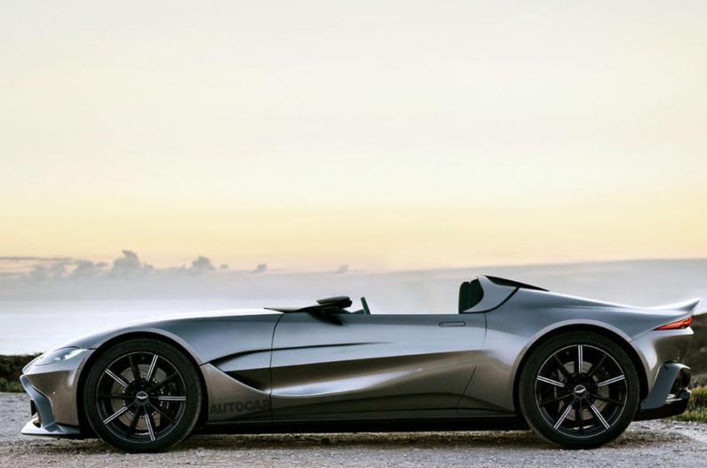Aston Martin radīs jaunu superauto, iedvesmojoties no Lemānas sacīkstēm