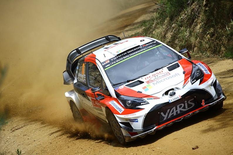 Igaunijā šogad notiks WRC rallijs