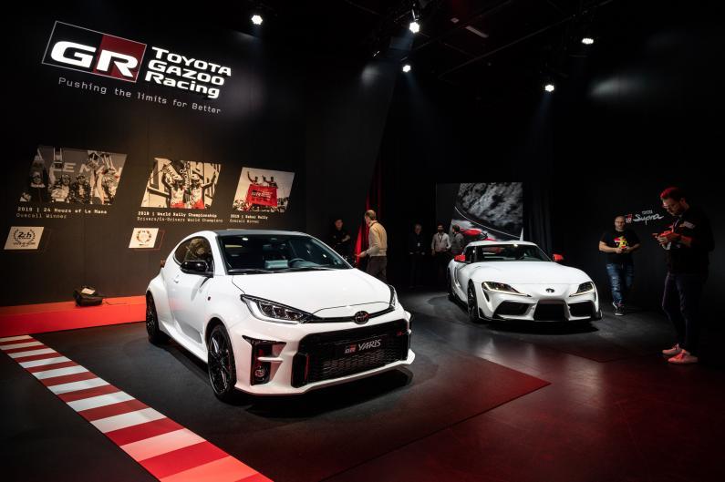 Toyota 2020. gadā nāks klajā ar karstiem modeļu jaunumiem
