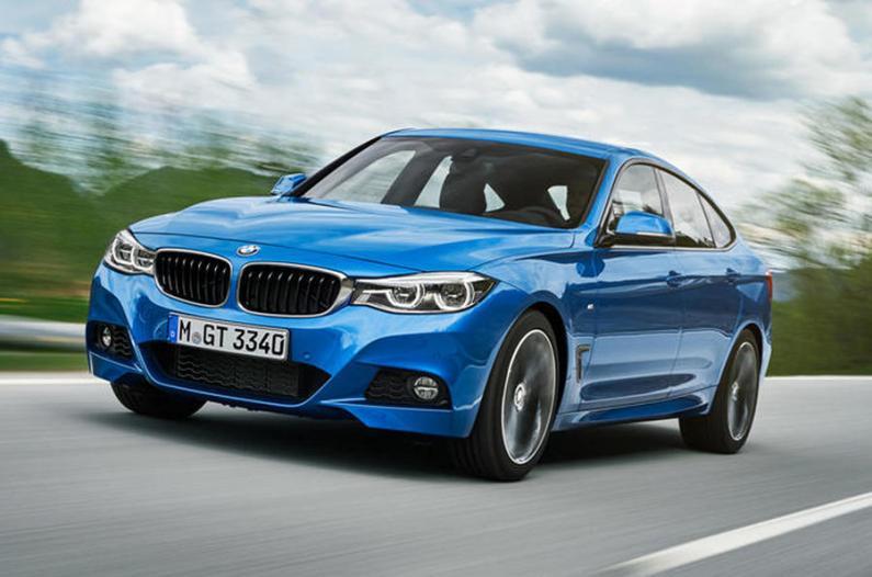 BMW vairs neražos 3. sērijas GT