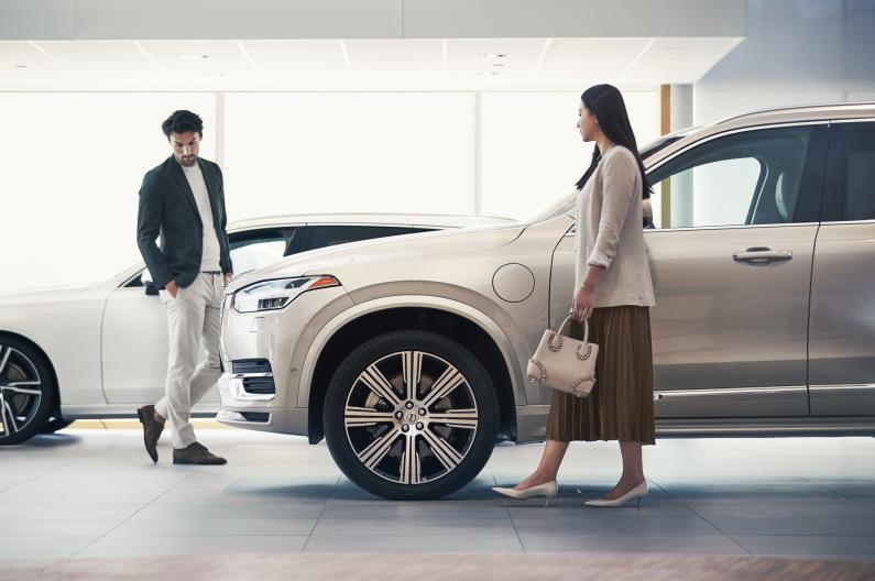 Volvo Baltijas valstīs piedāvā rezerves daļu mūža garantiju