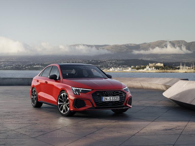 Jaunajam Audi S3 būs 310 ZS