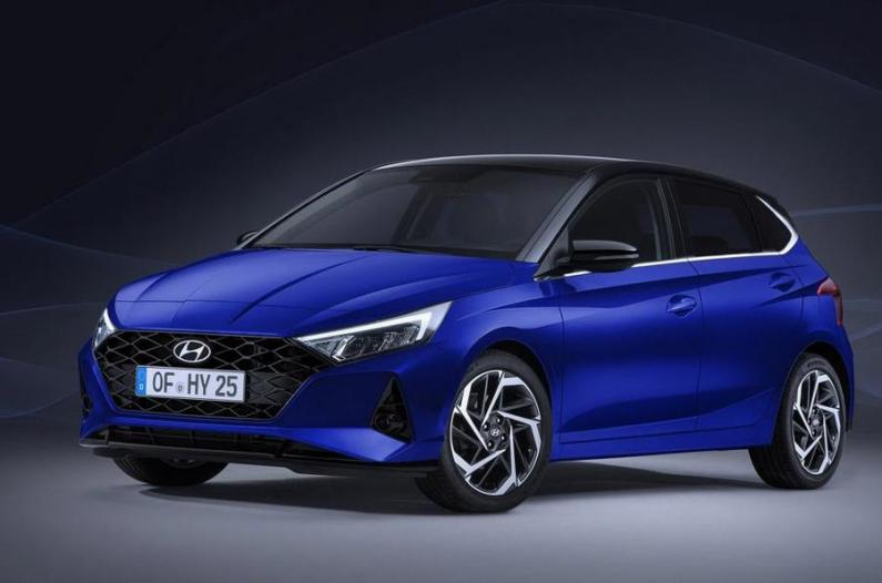 Atklātībā nonācis jaunais Hyundai i20