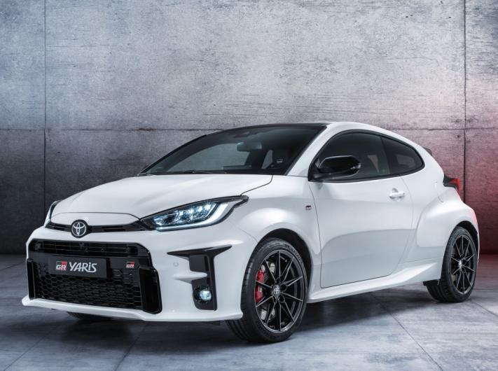 Toyota sāk modeļa GR Yaris masveida ražošanu